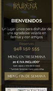 Restaurante Irurena.3